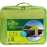 Nortene SUN-NET KIT POLYESTER ?  napvitorla - 3,6 x 3,6 m -  zöld - 2012357