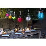 Nortene SWINGY színes, napelemes lámpás - 9-11 cm Méret (m) -  vegyes - 2014482