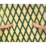 Nortene TRELLIFLEX műanyag apácarács - 0,5 x 1,5 m -  22 x 6 - zöld - 170204