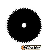 Oleo-Mac Fűrésztárcsa 60 fogú (német) - 10col, 1.4mm – 35-45ccm 4095635