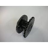 Sipma PS 1210  Körbálázó kerékagy lánckerékkel 5276-030-650.10