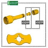 Szórócső 4502P GARDEN permetezőhöz (1,5-2 l) 1035018