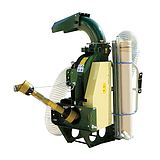 TORNADO PTO traktorra függeszthető, TLT hajtású lombszívó TORNADOPTO