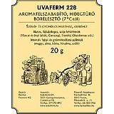 Uvaferm 228 Aromafelszabadító, hidegtűrő borélesztő 20g