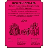 Uvaferm Opti-Red színvédő, bársonyosság fokozó tápanyag 30g