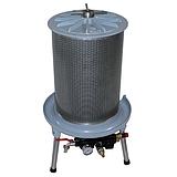 Víznyomásos szőlőprés 80 liter Grifo PEW80