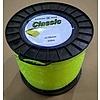 Damil Classic Super line - sárga szögletes 3x220m 3130220