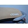 Elektromos robogó Citiwell Cruise Zselés Fekete