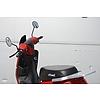 Elektromos robogó Citiwell S1 Zselés Matt bordó