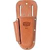 FELCO 910+ Bőr - övtartóval és kapoccsal + szerszámtartóval
