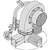 Intermac lombfújó ASF391-SG