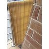 Nortene PLASTICANE OVAL ovális profilú műanyag nád, 13 mm, PVC - 1 x 3 m -  bambusz - 2012192