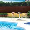 Nortene TOTALTEX szőtt árnyékoló háló, 95% - 2 x 10 m -  barna - 2012327