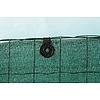 Nortene TOTALTEX szőtt árnyékoló háló, 95% - 1 x 5 m -  zöld - 2012323
